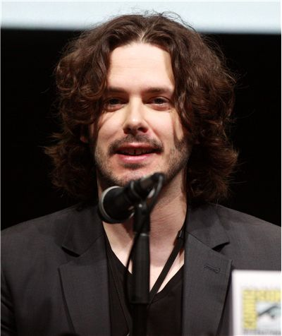 Photo of Edgar Wright