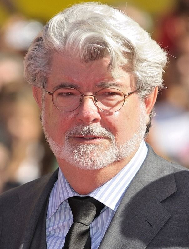Picture of George Lucas in 2009