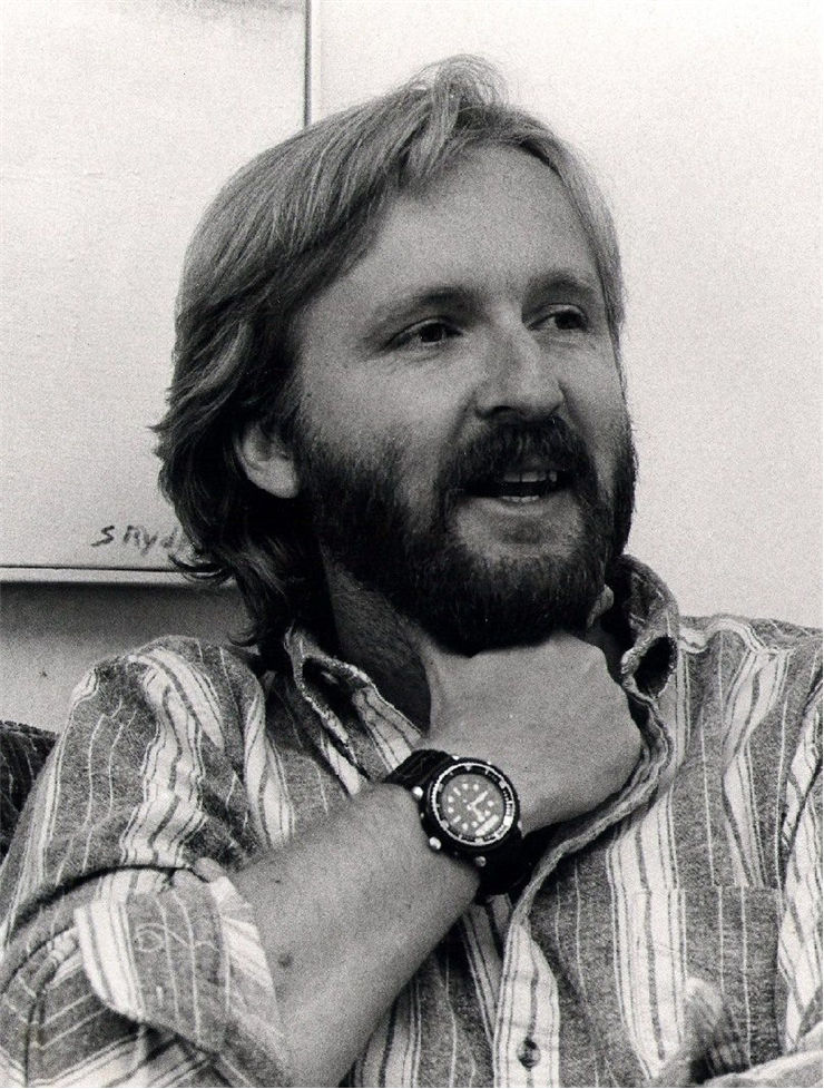 Photo of James Cameron