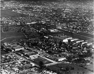 Hollywood film studios, 1922