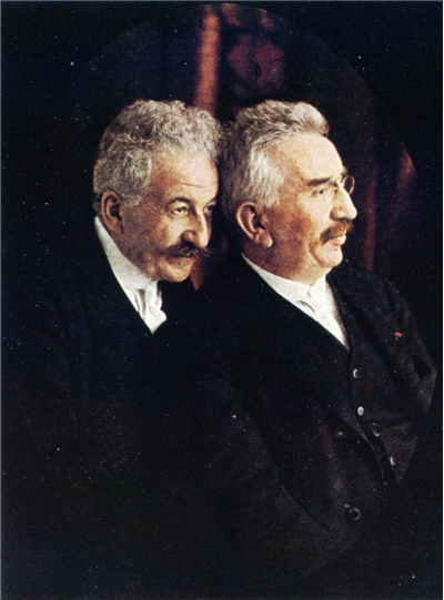 Picture of The Lumiere brothers