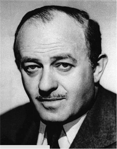 Publicity photo of Ben Hecht