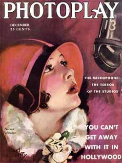 Photoplay Cover featuring star Norma Talmadge