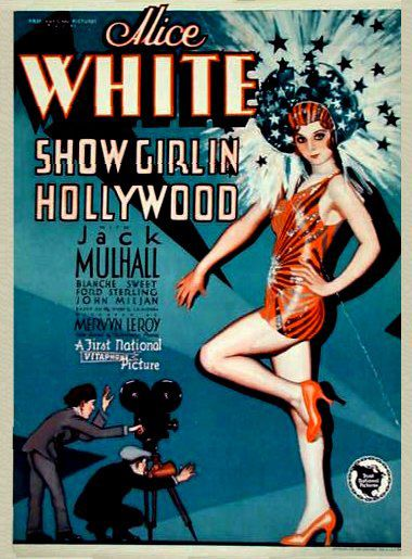 Poster for movie Show Girl in Hollywood
