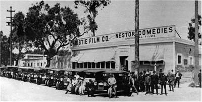 Nestor Studios, the first film studio in Hollywood